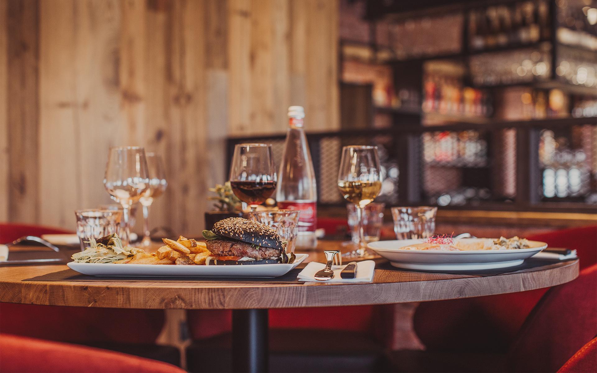 bistrot brick house : Restaurant Chambéry